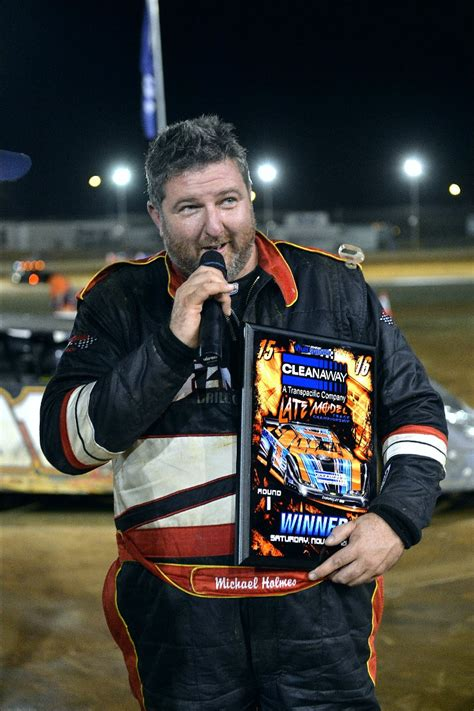 The Slighly Belated Shoegaga Winner by One Hitout Late Model Racing Wa