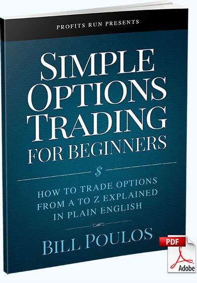 options trading crash course the 1 beginner s guide to make money with trading options in 7 days or less books simple options course