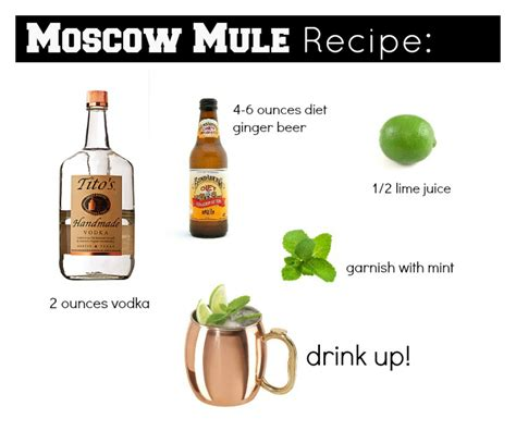 KEEP CALM AND CARRY ON: Make Your Own Moscow Mule
