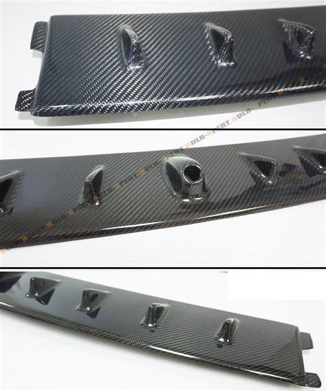 evo 8 spoiler 2001 2007 mitsubishi lancer evo 7 8 9 carbon fiber roof