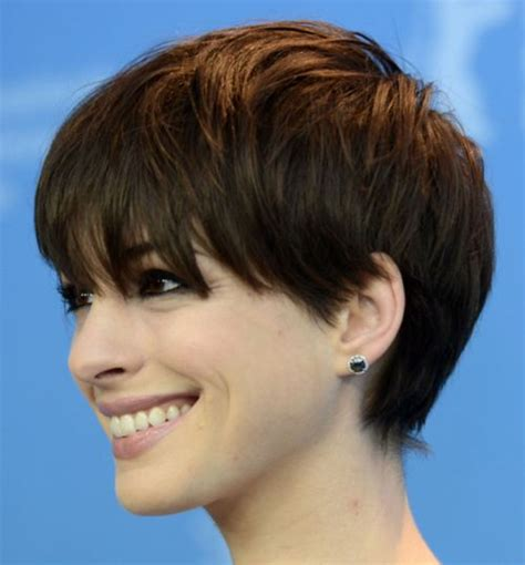 haircut pixie on top long in back short shaved pixie haircuts back view