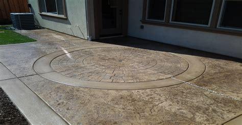 colored concrete contractor concrete contractors chula vista concrete chula vista ca