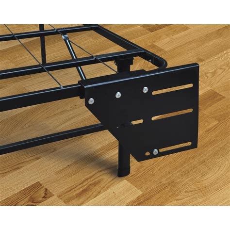 bed frame extenders for footboard rest rite headboard footboard bracket mfpbbbracket the