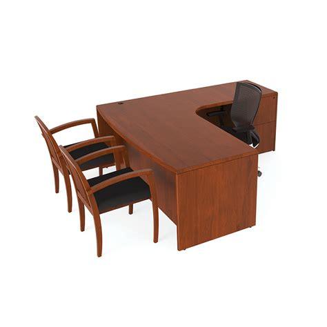 cherryman office furniture cherryman ruby series executive l shape desk arenson office furniture