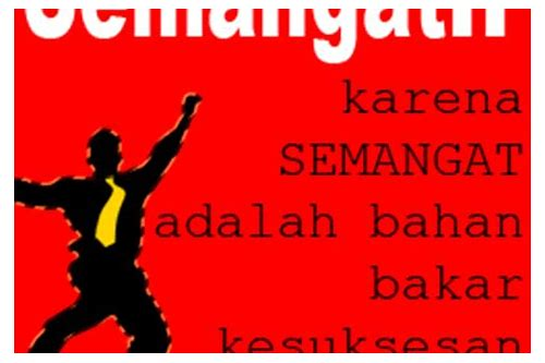 download animasi bergerak semangat