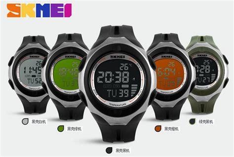 Jam Tangan Sporty Digitec Cocok Untuk Olahraga Dan Berenang 1 skmei pioneer sport water resistant 50m dg1080 hitam lazada indonesia