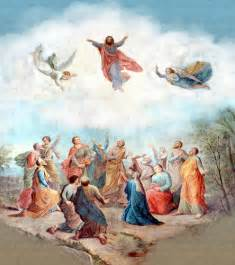 World Map Comforter Jesus Ascension To Heaven 78 Forty Days After The
