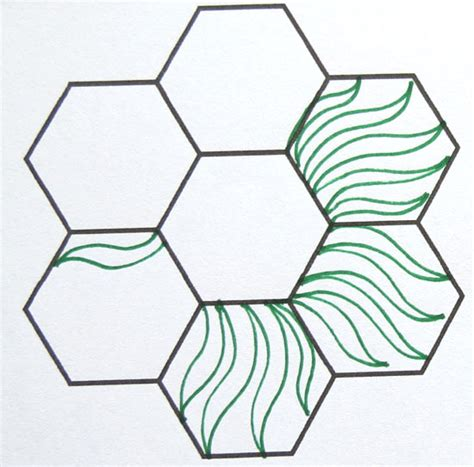 Hexagon Shapes For Quilting by How To Quilt Hexagons Easy Way To Quilt Hexagon Quilts