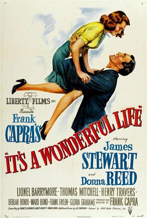 1946 Film It S A Wonderful Life   it s a wonderful life myweeklyfascination