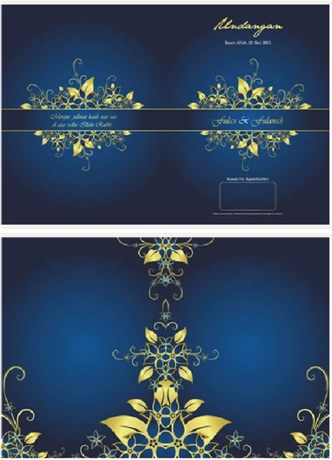 background undangan biru  background check