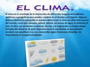 El Clima En Instrumentos Para Medir El Clima Y La Humedad