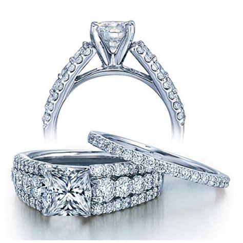 opal wedding ring sets