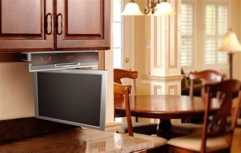 under cabinet kitchen tv best buy under cabinet tv kitchen by springtime pinterest