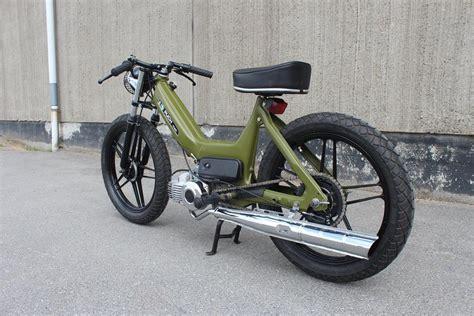 puch maxi k army billeder af scootere uploaded af