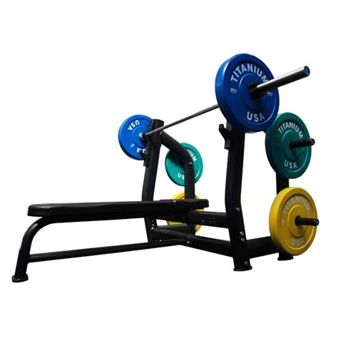 bench power press commercial fitness equipment