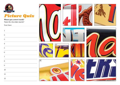 printable chocolate quiz uk quiz 103 ode to a grecian ern the collingwood arms