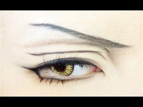 Centipede Kelabang Palsu Makeup Karakter eye makeup cosplaythings