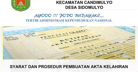 pembuatan paspor kabupaten bandung syarat pembuatan akta kelahiran kabupaten bandung alur