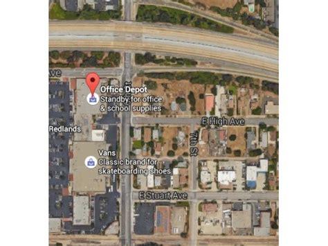 Office Depot Redlands Shooting At Redlands Office Depot Suspect Targeted
