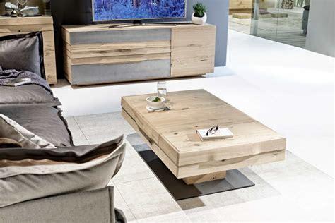 Table de salon design en bois convertible Organo au design