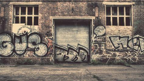 graffiti city wall street graffiti wallpaper background