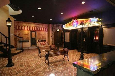 having fun in the basement with these basement bar ideas mardi gras themed basement how fun basements