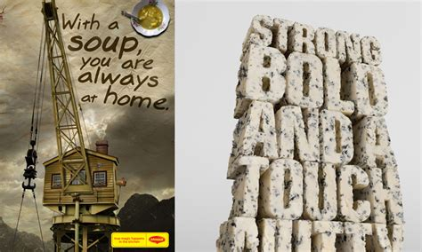 Pasta Salad Dressings by 42 Creative Food Advertisements That Will Win You Over