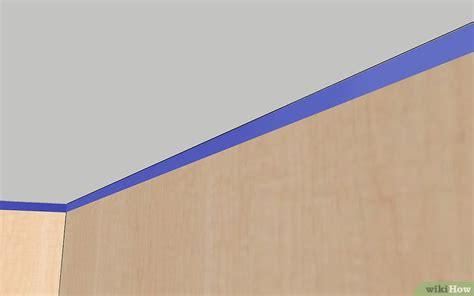 come tinteggiare un soffitto 3 modi per tinteggiare il soffitto wikihow