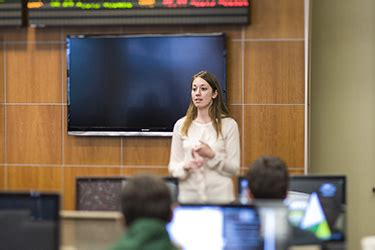 Wright State Mba Concentrations by Bachelor Of Science In Business Financial Services Major