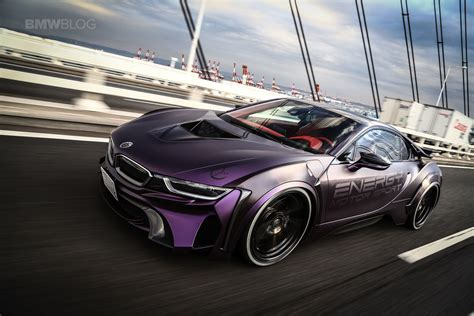 the bmw bmw evo i8 quot quot edition is the batmobile we all want