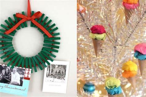 ideas para decorar tu casa sin gastar dinero diy 10 ideas para decorar tu casa esta navidad sin gastar