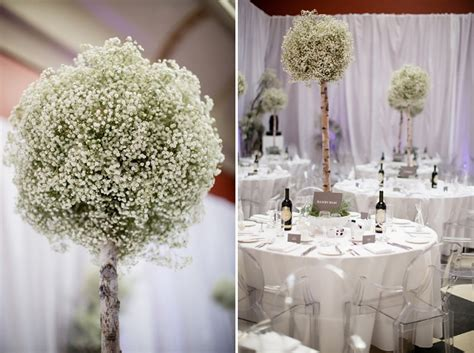 winter wedding decorations uk andy s contemporary classic white winter wedding bloved