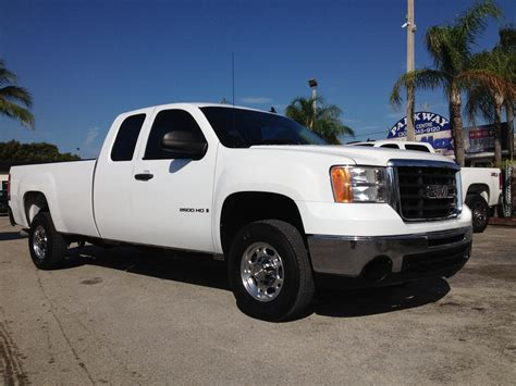 2008 gmc 2500hd 2008 gmc 2500hd overview cargurus
