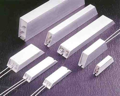 wire wound metal clad resistors mao about us