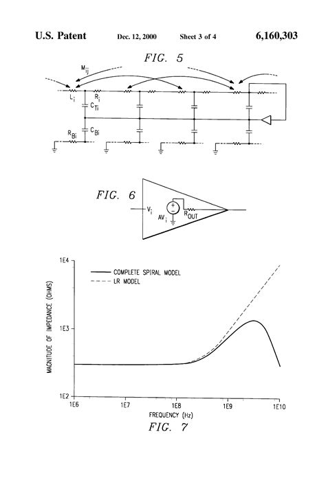 what is monolithic inductor patent us6160303 monolithic inductor with guard rings patents
