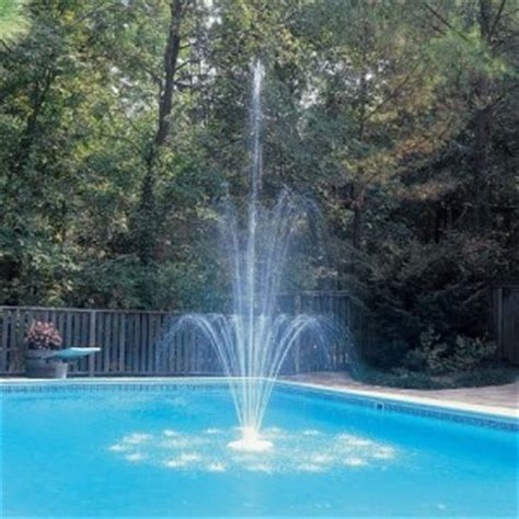 pool fountain ideas decorating your pool summer outdoor wedding mitzvah