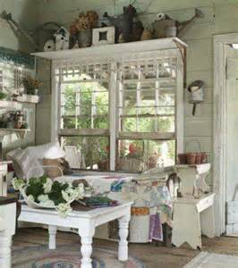 Shabby chic summer home window treatments pinterest