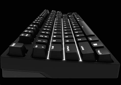 minimalist keyboard review the cooler master quickfire rapid i is a solid