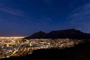 table mountain cape town south africa photo on sunsurfer