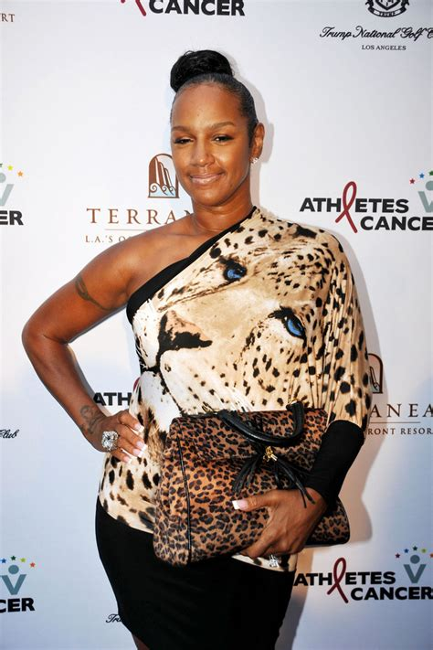 basketball wives la s jackie christie gets drunk on love jackie christie photos photos the3rd annual athletes vs