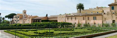 visita giardini quirinale il palazzo quirinale