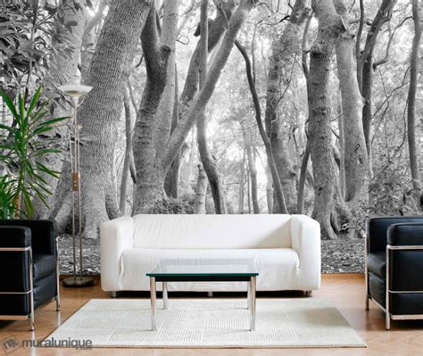 south african forest black  white buy prepasted