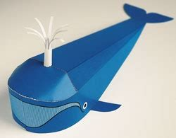 How To Make A Paper Mache Whale - 17 best images about whale on humpback whale