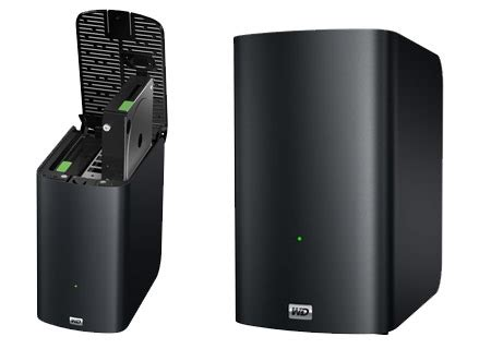 western digital my book live duo brings cloud storage home