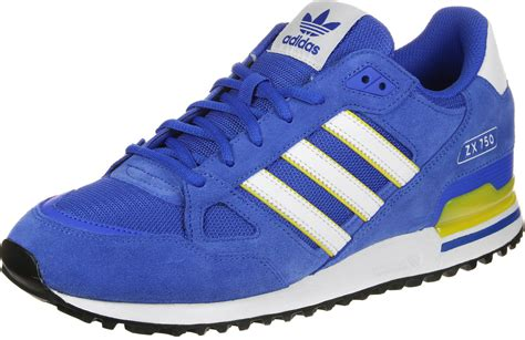 Adidas Zx 750 Blue White adidas zx 750 shoes blue