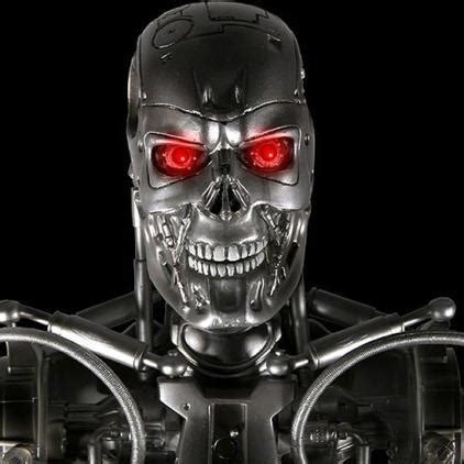 "terminator t 800 endoskeleton 18"" inch action figure"