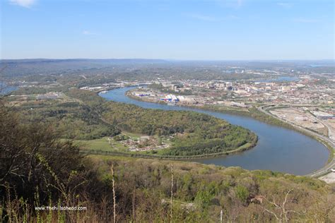 point park point park atop lookout mountain tennessee