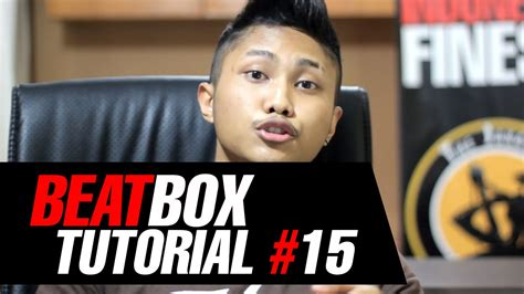 Tutorial Beatbox Double Pedal | tutorial beatbox 15 double pedal kick roll by jakarta