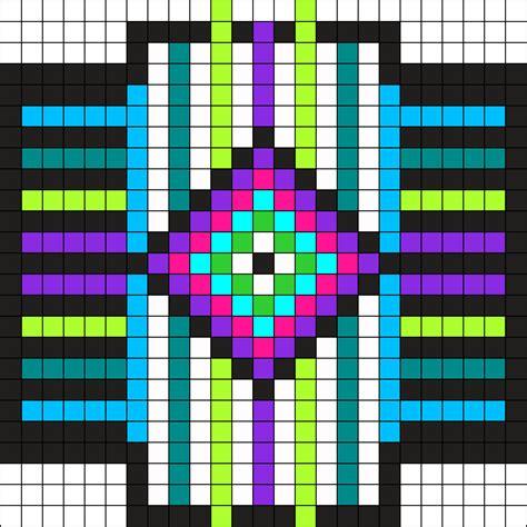 easy perler bead patterns perler bead pattern bead sprites simple fuse bead