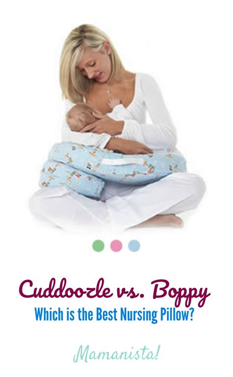 how to use a boppy nursing pillow cuddoozle vs boppy which is the best nursing pillow